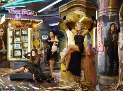 Bir Kardashian klasiği galerisi resim 8