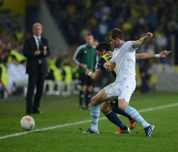 Fenerbahçe-Lazio maçı... galerisi resim 1