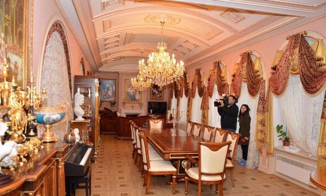 İşte kaçak başsavcının milyon dolarlık evi! galerisi resim 1
