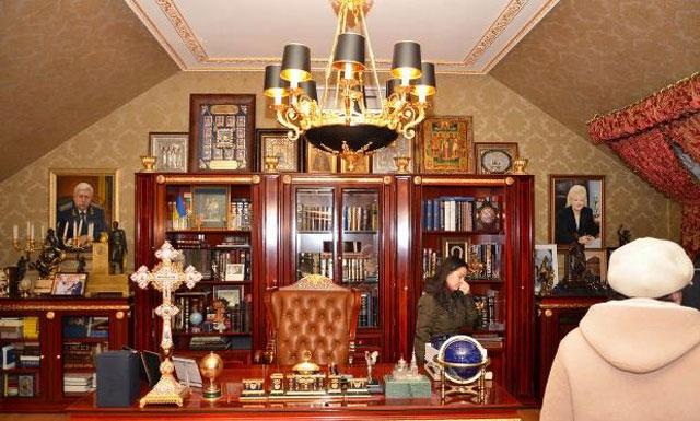 İşte kaçak başsavcının milyon dolarlık evi! galerisi resim 7