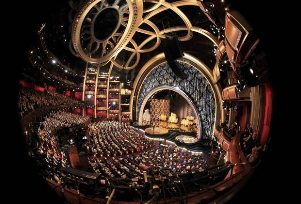 Oscarlar sahiplerini buldu galerisi resim 1