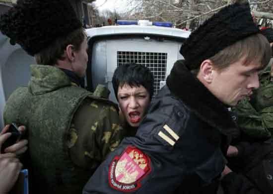 FEMENe sert müdahale! galerisi resim 1