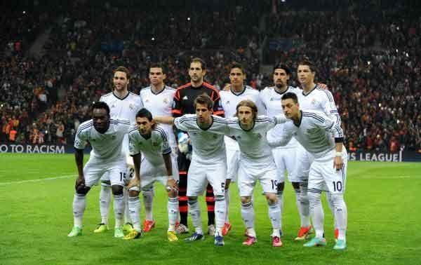 Galatasaray-Real Madrid /9 Nisan 2013 galerisi resim 1