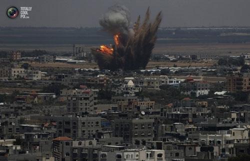 İşte Gazzede sözün bittiği anlar galerisi resim 1