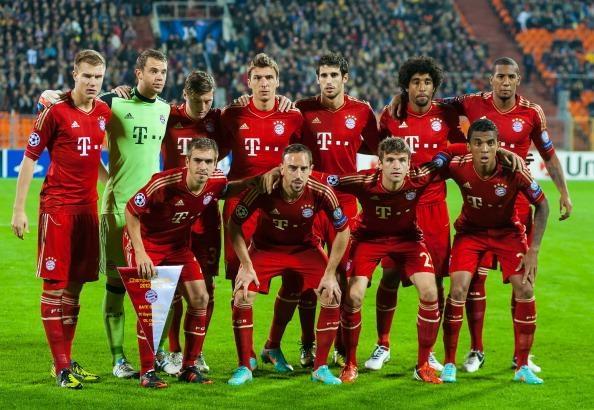 Avrupanın en iyi 20 takımı! galerisi resim 1