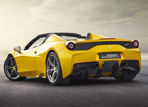 İşte Ferrari 458 Speciale galerisi resim 1