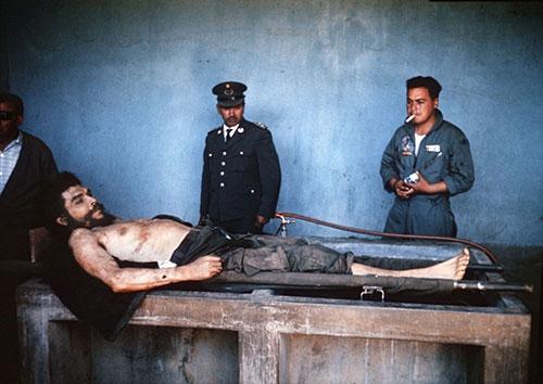 47 yıl sonra Che Guevara galerisi resim 1