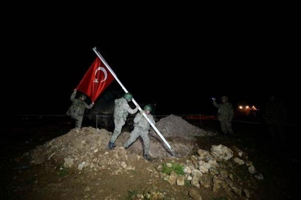 TSKdan Süleyman Şah Türbesine operasyon galerisi resim 1