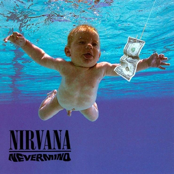 Nirvana'nın havuz fotoğrafları 24 yıl sonra sandıktan çıktı galerisi resim 1