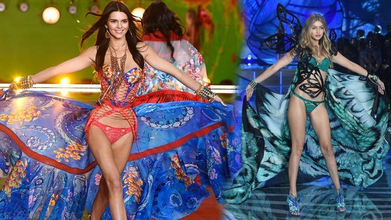 2015 Victorias Secret Fashion Show galerisi resim 1