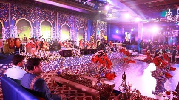 Antalyada masal gibi düğün galerisi resim 1