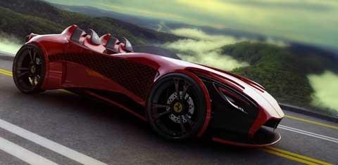 Ferrarinin son harikası galerisi resim 1