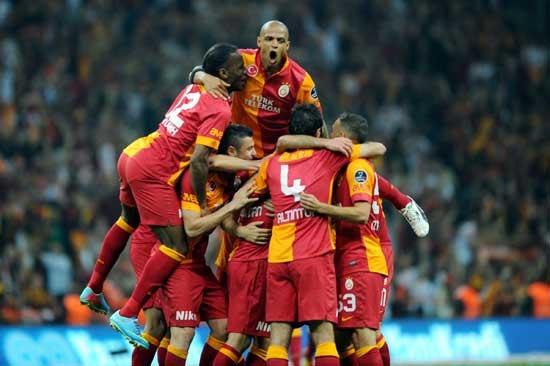 Şampiyon Galatasaray galerisi resim 1