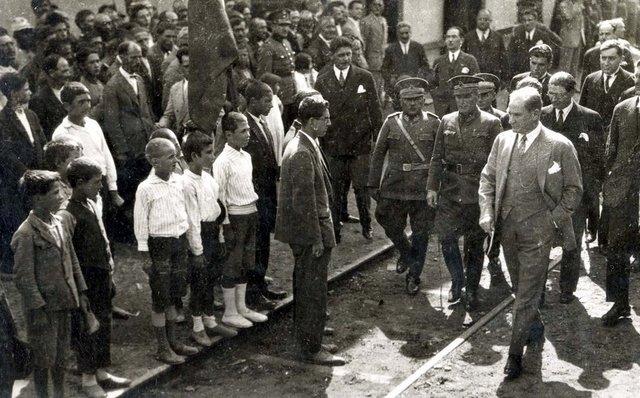 Atatürkün son fotoğrafları! galerisi resim 1