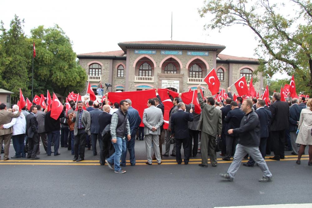 Tüm Türkiyede Andımız eylemi! galerisi resim 1