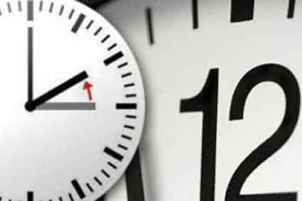 Dikkat! Saatleri ileri almayı unutmayın