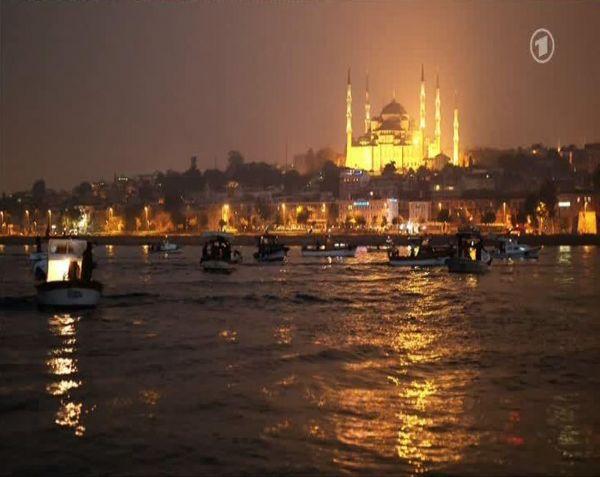 ARD, İstanbulu tanıttı