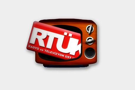 RTÜKten 5 kanal için kapatma kararı