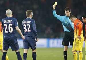 Barcelona-PSG maçında sürpriz