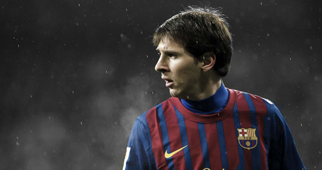 Barçaya Messi şoku!