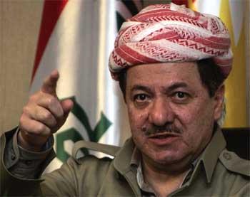 Barzaniden sürece destek kampanyası