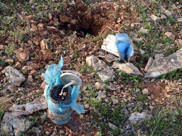 Yine PKK mayını patladı..