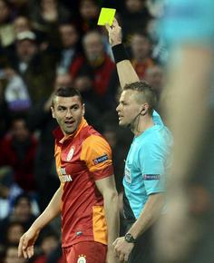 Galatasaray UEFAya başvurdu!