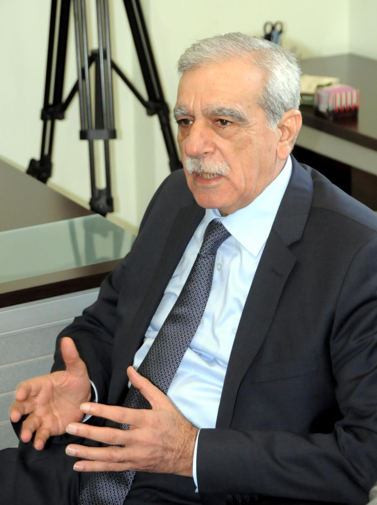 Ahmet Türk itiraf etti