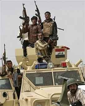 Irak Ordusu sınıra yığınak yapıyor