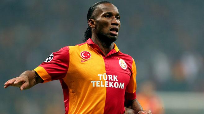 Drogba: Galatasaraya yıldız yağacak