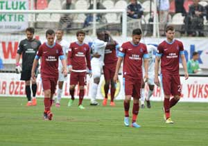 Trabzonspora bir darbe daha
