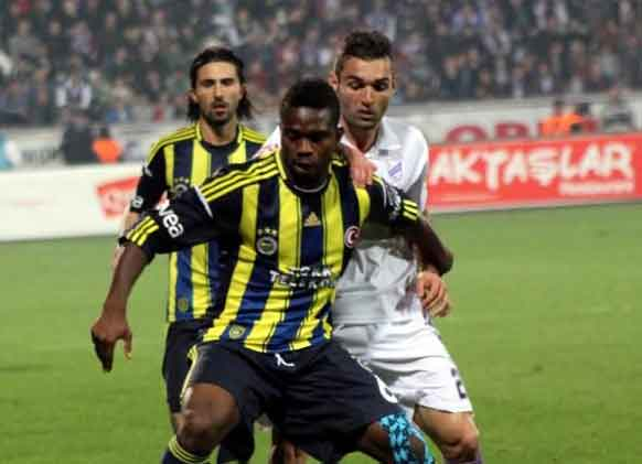 Fenerbahçenin zafer gecesi