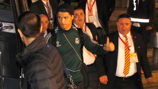Real Madrid İstanbulda