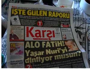 Karşı Gazete yayında