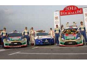 Castrol Ford Team Türkiye ilk yarışı kazandı