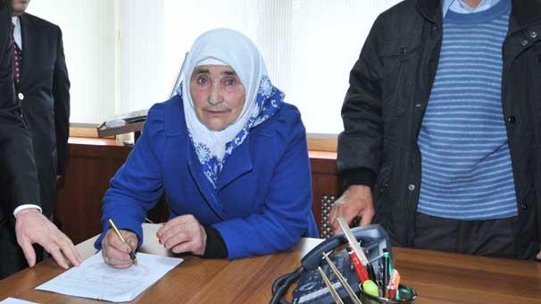 Şehit annesi Türkiyeye ders verdi
