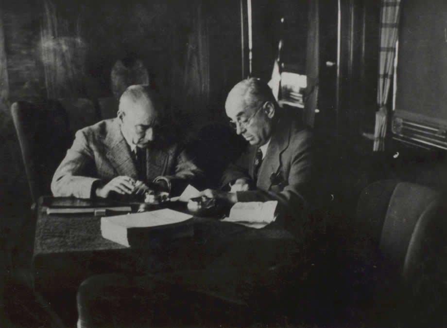 Köşk arşivinden Atatürk fotoğrafları