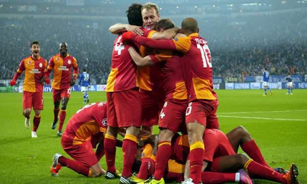 Dünya basınında Galatasarayın galibiyeti...
