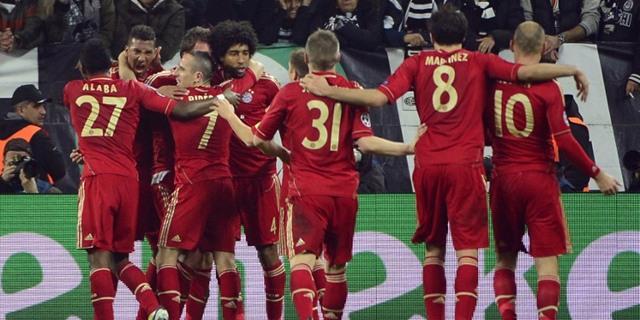 Bayern şans tanımadı