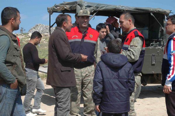 Sınırda operasyon: 46 gözaltı