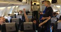 Fenerbahçe rakibini havada öğrendi