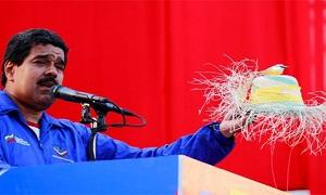 Chavez kuşa dönüşerek geldi