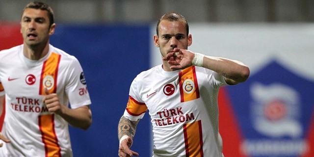 Sneijder: Beraber savaştık
