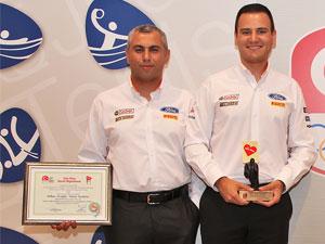 Castrol Ford Team Türkiyeye Fair Play ödülü