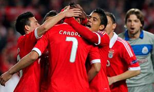 Benfica kendini finalde sanıyor!