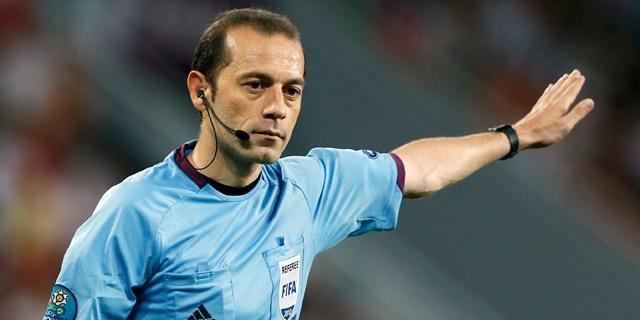 Cüneyt Çakıra Dünya Kupası yolu açıldı