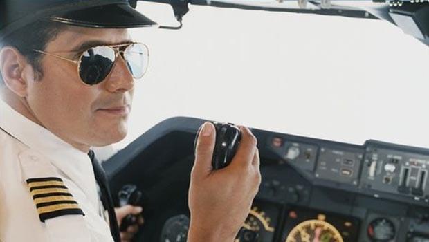 Pilottan görülmemiş anons
