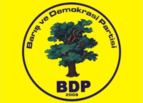 BDPnin yürüyüşüne izin verilmedi
