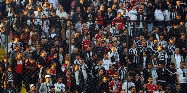 Beşiktaş Akhisarı alkışladı