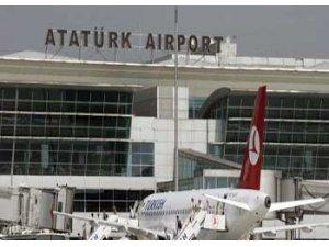 Havaalanında 7 firari